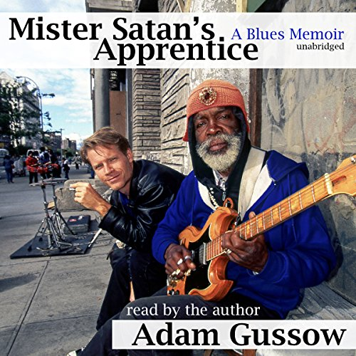 Mister Satan's Apprentice audiobook cover art