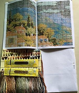 3 ,11CT Counted Joy Sunday Cross Stitch Kits 33cm/×44 or 12.87/×17.16 Paternal Love