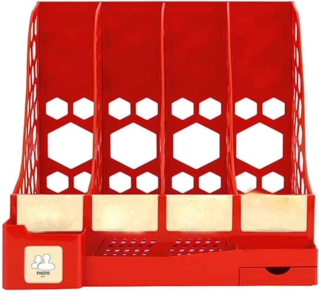 HIJKBXP Complete Free Shipping File San Francisco Mall Storage Rack Desk bo Box Vertical