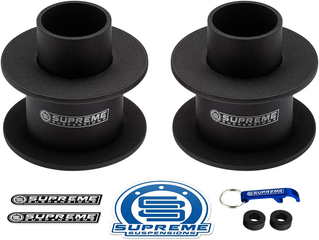 Supreme Suspensions - Front Leveling Ford 2005-2020 誕生日 お祝い for Kit F250 新品■送料無料■