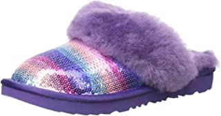 UGG Kids' Cozy Ii Rainbow Slipper
