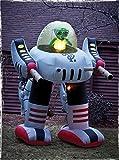 Morbid Enterprises Alien Robot Inflatable, Multi-Color, One Size