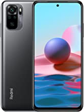 Xiaomi Redmi Note 10 | 64GB 4GB RAM | Factory Unlocked (GSM ONLY | Not Compatible with Verizon/Sprint) | International Mod...