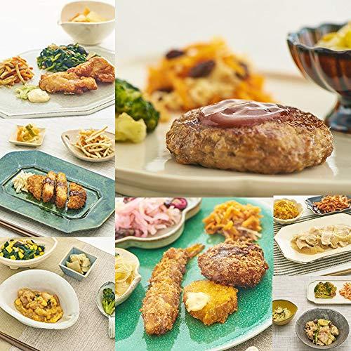 みしまの御膳ほのか 定番 たんぱく調整食(冷凍弁当)低たんぱく 塩分調整 冷凍食品 7食セット