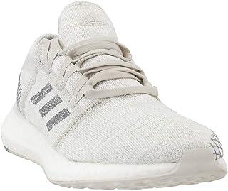 حذاء جري بيور بوست جو للنساء من أديداس غير مصبوغ/رمادي 3/أبيض خام