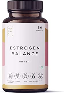 Dharma Palak Notes: Estrogen Balance with DIM for fibroids, premenstrual Syndrome, PCOS, Black Cohosh Root Powder Gluten F...