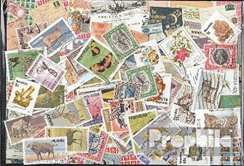 Prophila Collection Namibia - Südwestafrika 50 Verschiedene Marken Süd-West-Afrika / Namibia (Briefmarken für Sammler)
