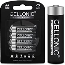 subtel® Batería Premium Compatible con Sony Cyber-Shot DSC-H300 DSC-H200 DSC-H5 DSC-H1 DSC-H2 (2600mAh) AA NiMH Batterie 2600mAh (x4) bateria de Repuesto, Pila reemplazo, sustitución