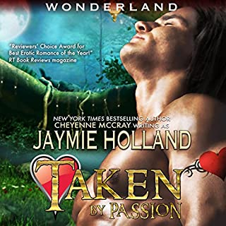 Taken by Passion: King of Hearts audiobook cover art