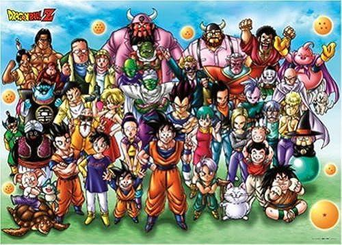 muy popular 1000 Piece Piece Piece Dragon Ball Z very large set  1000-L04 (japan import)  en stock