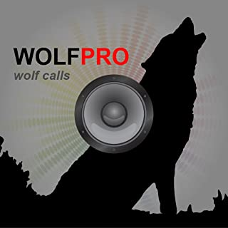 REAL Wolf Calls App & Wolf Sounds For Wolf Hunting - BLUETOOTH COMPATIBLE