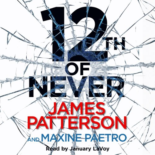 12th of Never audiobook cover art