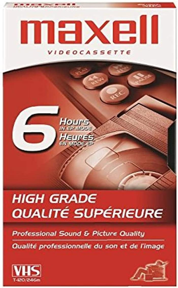 HGX-Gold Premium San Antonio Mall High Grade VHS Tape T-120 Raleigh Mall