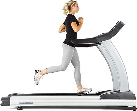 3G Cardio Elite Runner Treadmill - Runner's Marathon Treadmill - Commercial Grade - 400 LB User Capacity - 4.0 HP - Large Ortho Flex Shock Suspension System Deck