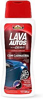 Lava Autos com Cera Proauto 500 ml