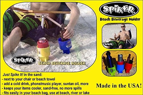 Spiker 6 pack Beach Beverage Holder