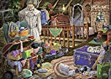 Ravensburger The Attic Large Format 500 Piece Jigsaw Puzzle for Adults – Every Piece is Unique, Softclick Technology Means Pieces Fit Together Perfectly