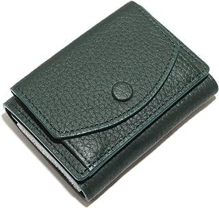 OVER RAG 三つ折り ミニ財布 小さい レディース ミニウォレット 二つ折り 極小財布 レザー 軽い 小銭入れ ミニ 3つ折り 手のひらサイズ コンパクト 小銭入れ カード コインケース シンプル