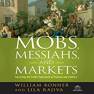 Mobs, Messiahs, and Markets audiobook cover art