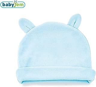 Babyjem Yenidoğan Bebe Şapka, Mavi