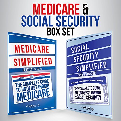 Medicare and Social Security Simplified Set audiobook cover art