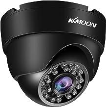 Câmera de vigilância Full HD 1080P Câmera AHD de vigilância externa à prova de intempéries, visão noturna infravermelha, d...