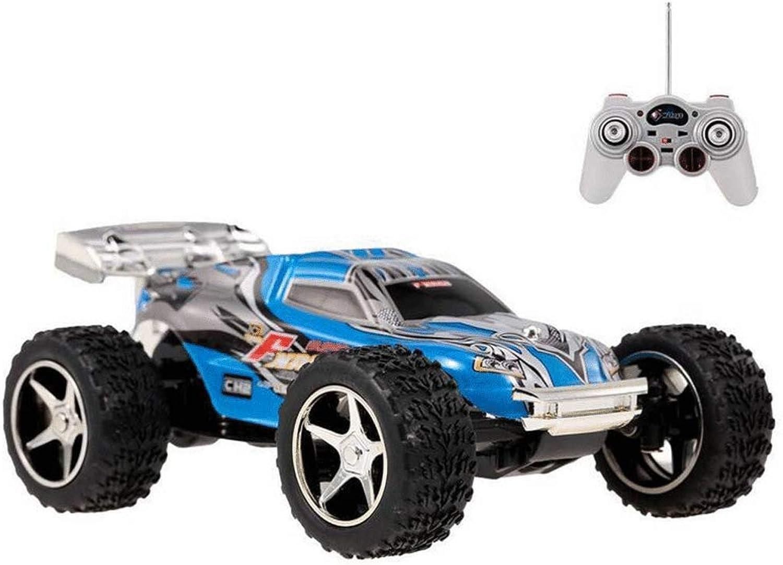 WANGXIAO RC Fuoristrada Auto,2WD Scala 1  32 Telecouomodo B y Alta Velocita Multi Giocatore Regalo Bambini E Adulti.