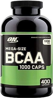 Optimum Nutrition BCAA 1000 Caps, 400 Capsules