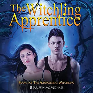 The Witchling Apprentice     Skinwalkers Witchling, Book 1              By:                                                                                                                                 B. Kristin McMichael                               Narrated by:                                                                                                                                 Melissa Strom                      Length: 6 hrs and 5 mins     20 ratings     Overall 3.9