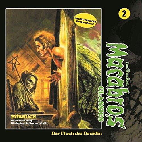 Der Fluch der Druidin audiobook cover art