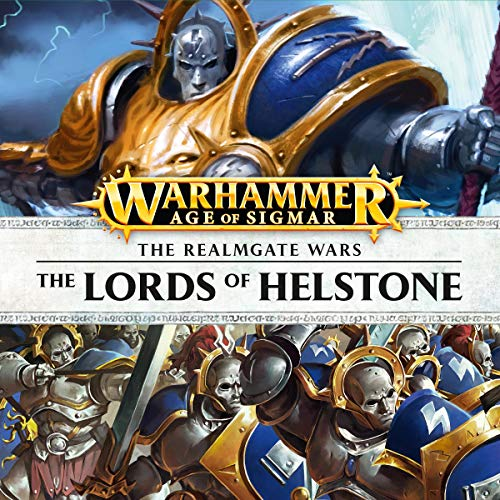 The Lords of Helstone audiobook cover art