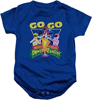 Onsie Infant Snapsuit Go Go