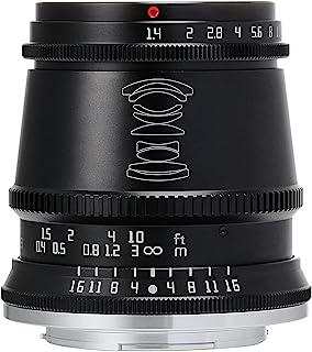 【国内正規品】銘匠光学 TTArtisan 17mm f/1.4 C ASPH (ソニーE, ブラック)「2年保証付」