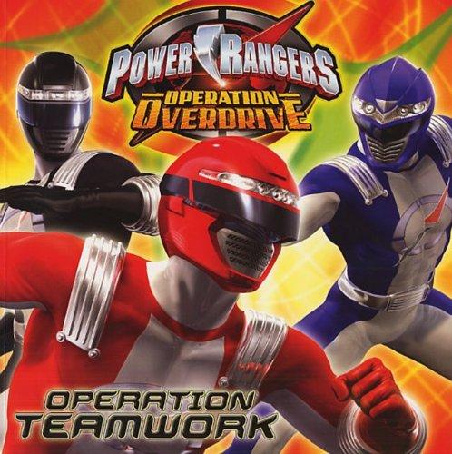 Operation Teamwork (Power Rangers)