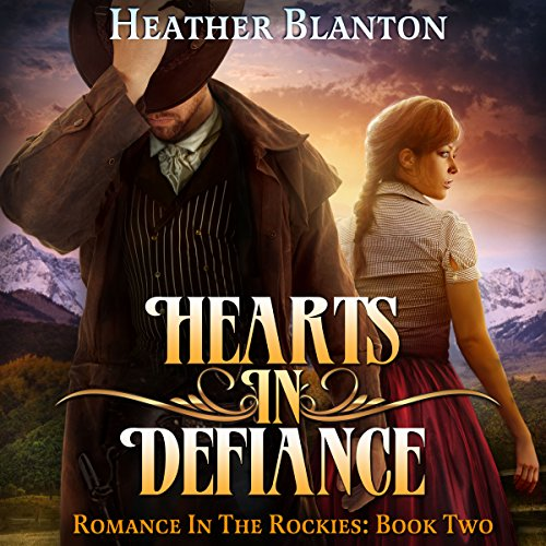 Hearts in Defiance audiobook cover art