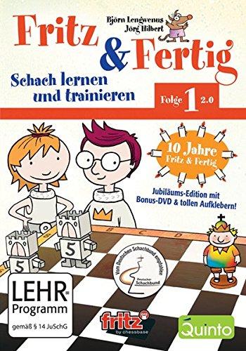 Fritz & Fertig! Folge 1: Schach lernen und trainieren V.2.0 - Jubiläumsedition (PC)