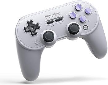 8Bitdo Sn30 Pro+ Sn Edition Bluetooth Gamepad for Nintendo Switch