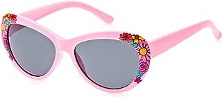TFL 78076-BP Oval Girl's Sunglasses, Baby Pink