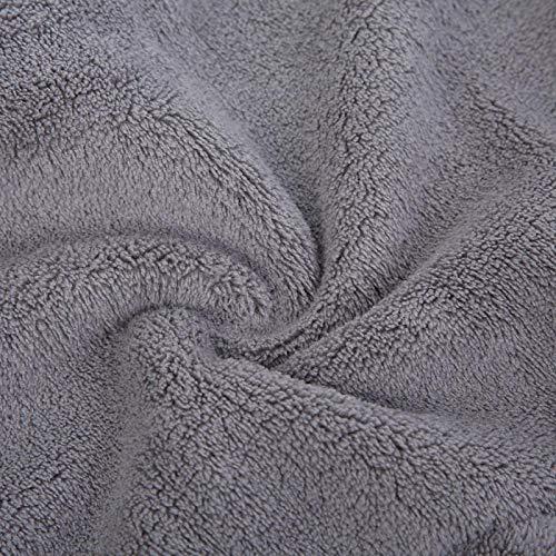 Schnelltrocknender Haarhut Befestigen Sie den Salonhut-Haarbezug zum Trocknen von Haaren für alle Kopftypen für Friseursalon(High-grade grey)