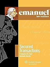 Secured Transactions Elo 2010 (Emanuel Law Outlines)