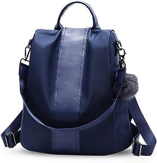 NICOLE & DORIS Backpack Women Fashion Backpack for ladies Casual rucksack Waterproof anti-theft daypack shoulder bag large...