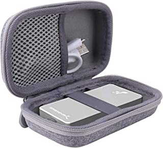 Aenllosi Hard Carrying Case for Sabrent Rocket Pro 256GB 512GB 1TB 2TB 4TB USB 3.2 External Aluminum SSD