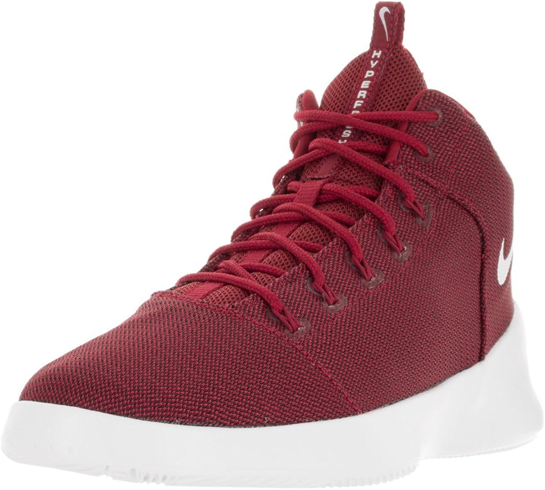 Nike Herren Hyperfr3sh Basketballschuhe, schwarz, Größe