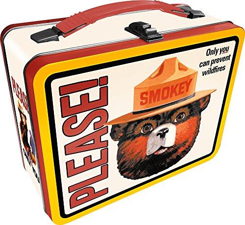 Aquarius Smokey Bear Tin Fun Box