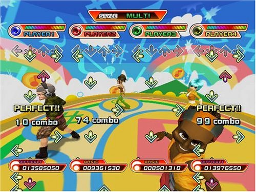 ダンスダンスレボリューションホッテストパーティー(専用コントローラ同梱版)-Wii