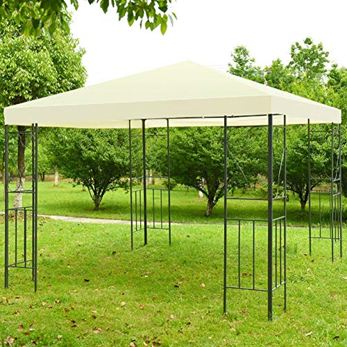 WSN 10 'x 10' Gartenpavillon, Patio...