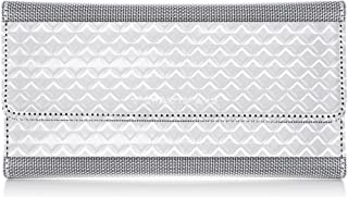 Stewart/Stand Monochrome Continental Small Diamond Clutch