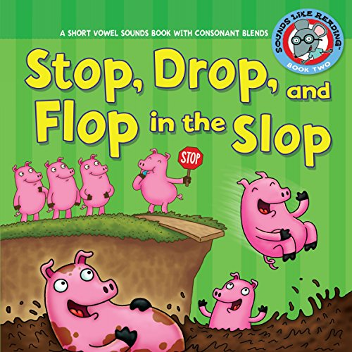 Stop, Drop, and Flop in the Slop copertina