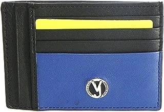 EE3YSBPB4 EMAG Black/Navy Card Holder for Mens