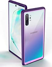 SUPCASE Unicorn Beetle Style Series Case Designed for Galaxy Note 10 Plus/Note 10 Plus 5G, Premium Hybrid Protective Case 2019 Release (Violet)